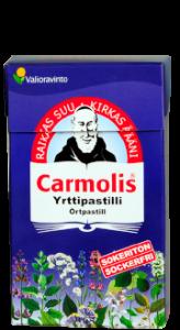 Carmolis Yrttipastilli