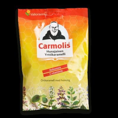 Carmolis_hunajakaramelli