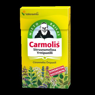 Carmolis_sitruunamelissapastilli