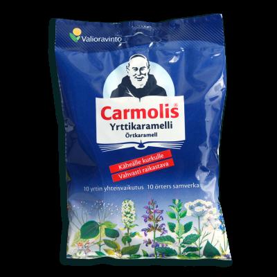 Carmolis_yrttikaramelli