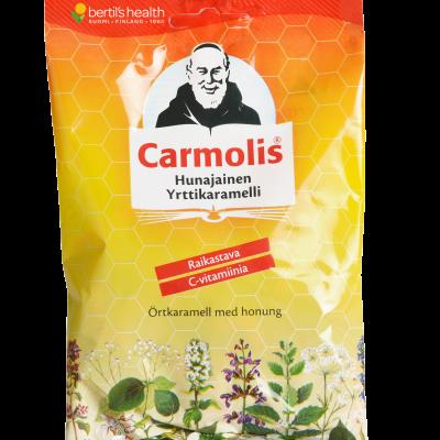 Carmolis_hunajakarkki_pussi_S